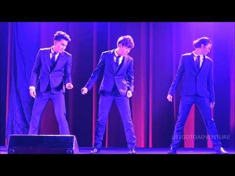 ท่าเต้นเซ็กซี่ น่ารัก น่ากอด 3 เดอะสตาร์ CD ดิว @ show  #เดอะสตาร์  #CD  #ซีดี  #ดิว  #Pantip