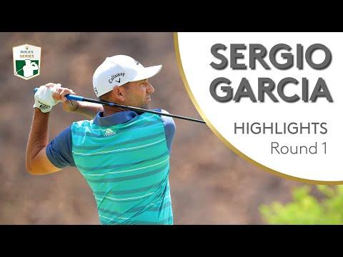 Sergio Garcia Highlights | Round 1 | 2018 Nedbank Golf Challenge