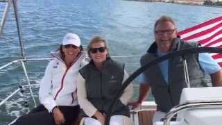 Beneteau 2015 Oceanis 37 Commissioning and Delivery Day