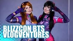 Blizzcon BTS - Byndo Vlogventures