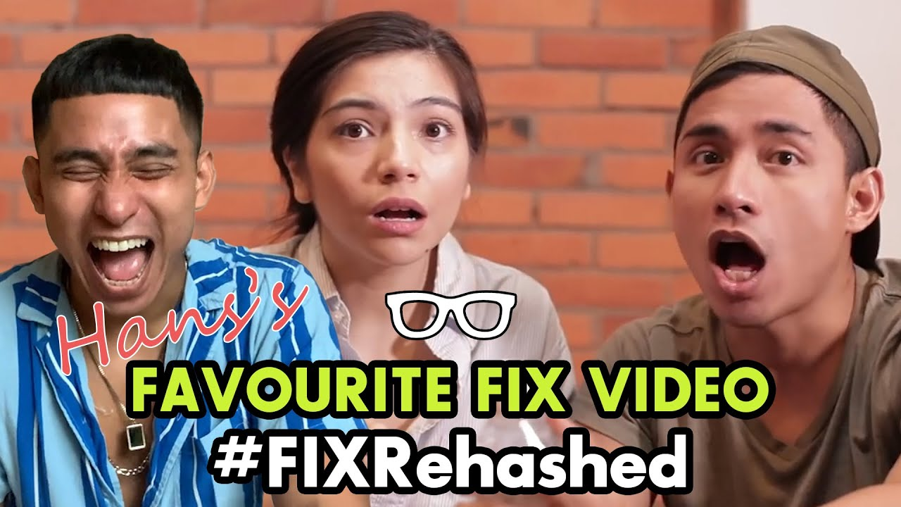#FIXRehashed : Hans's Favorite Fix Video