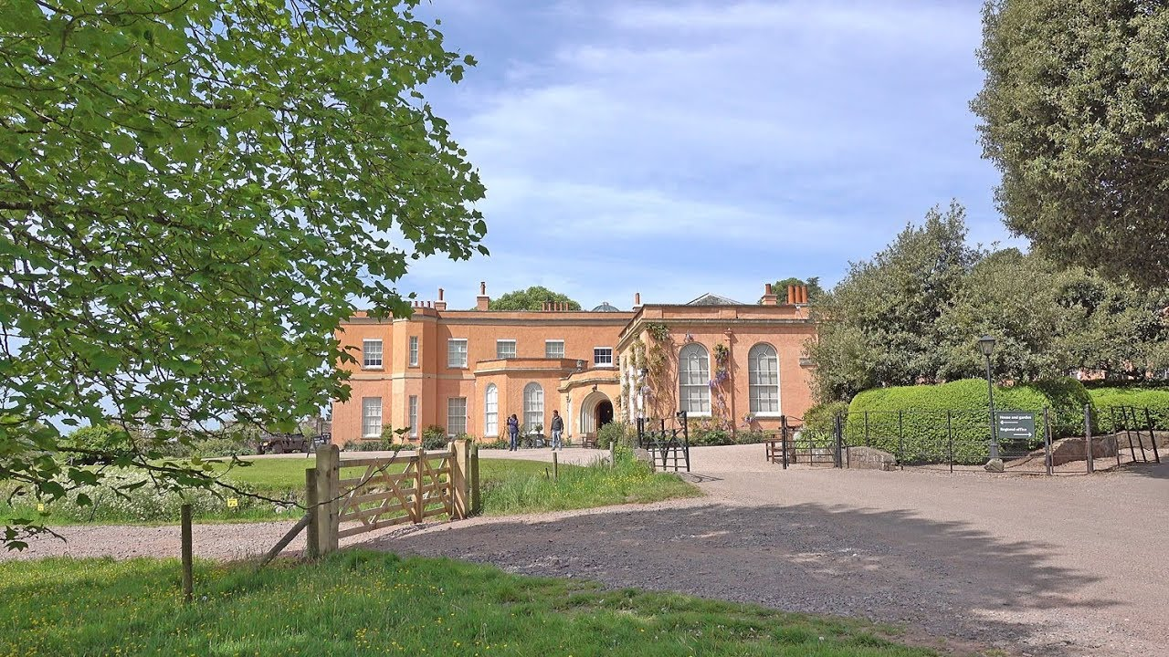 Killerton An 18th Century House With A Glorious Landscape Garden