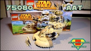 Lego Star Wars 75080 AAT Review