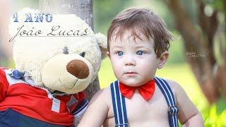 Álbum 1 ANO João Lucas