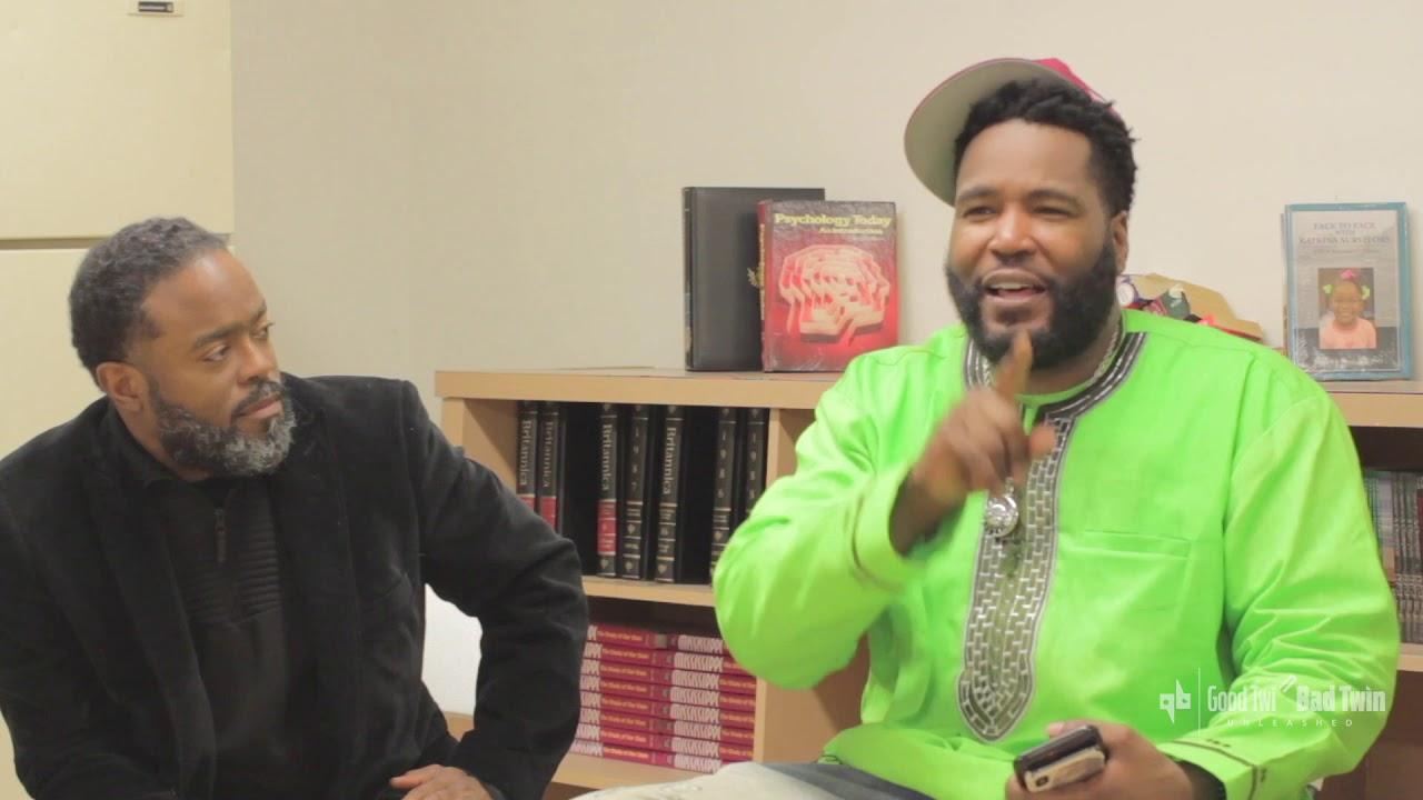 (11/18/2019) DR. UMAR JOHNSON FULL RADIO INTERVIEW 60 MV