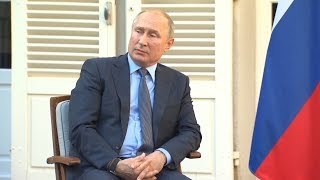Путин о беспорядках в Москве
