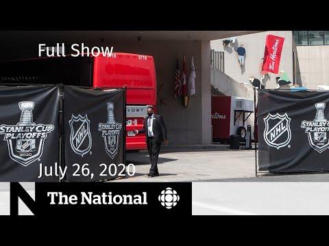 Canada's NHL hubs