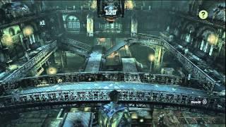 Batman Arkham City - Défi Prédateur 10 (Nightwing) - Terminus (Extrême)