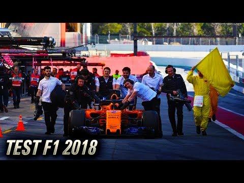 TEST F1 2018 EN DIRECTO DÍA 5 | FORMULA 1 BARCELONA PRE-SEASON TEST