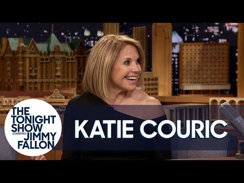 Katie Couric Reveals What Amy Schumer Left Out of Her Anal Prank Text Story