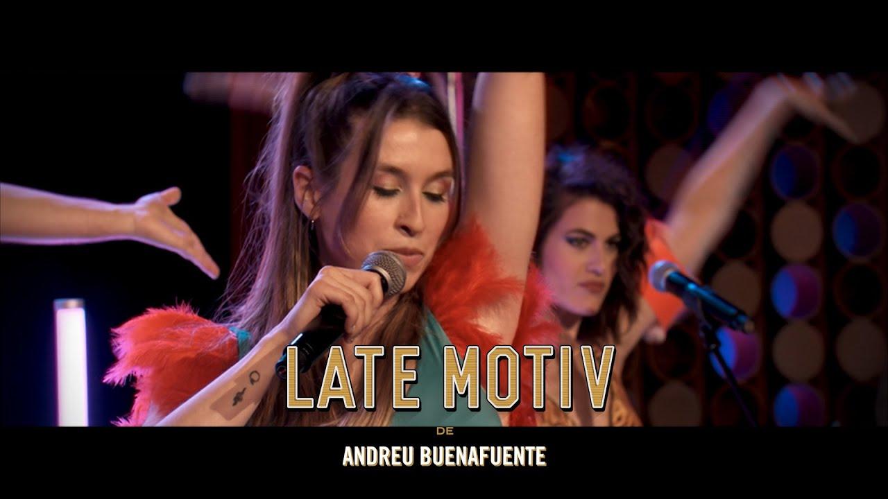 LATE MOTIV - Eva Soriano. El Pigmentón (Soul Vayainas Feat. Faencesco Di Chamba) | #LateMotiv880