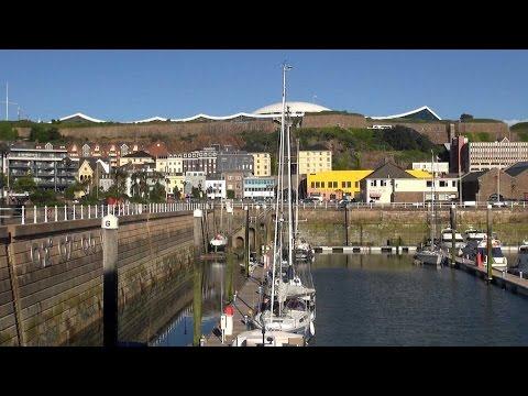 Saint Helier / Jersey sightseeing HD