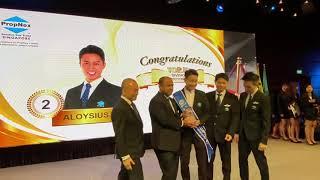 Aloysius TOP 10 Division Director 2020
