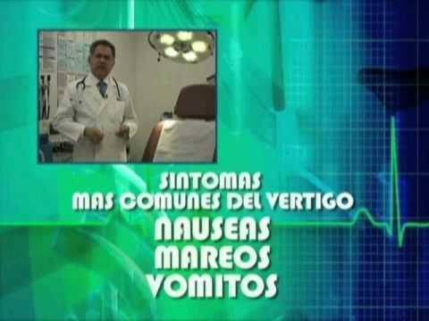 Dr. Jorge Suárez - TV Interview:  Vertigo/Mareos,  Central & Periferico,  Laberintitis, Meniers