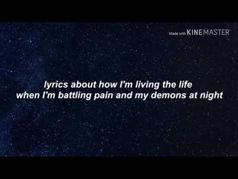 Josh A - Suicidal Thoughts w/lyrics (1 Hour)
