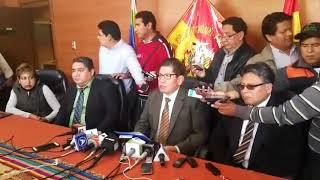 Bolivia: Tribunal Constitucional aprueba repostulación de Evo Morales 2017 Video