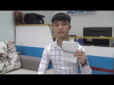 Visa du học Hàn Quốc: Vũ Văn Vinh- Trường Đại học Konkuk