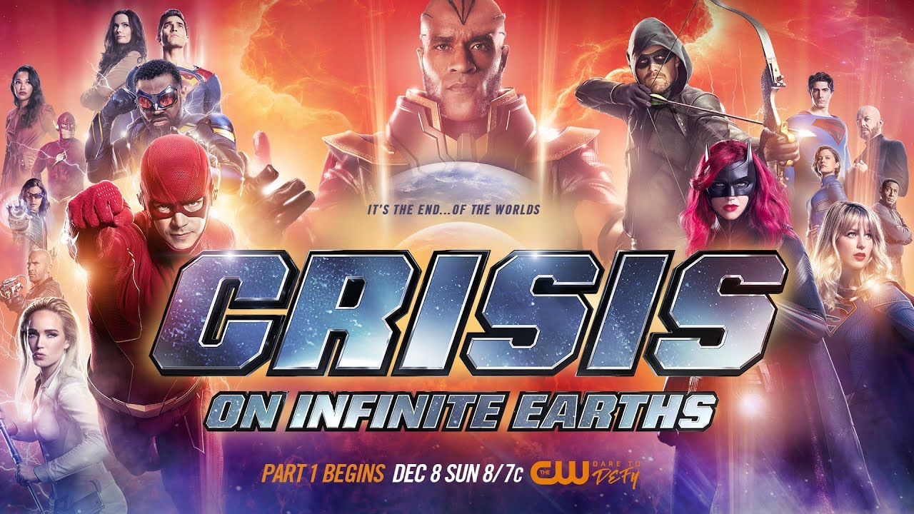 Download Arrowverse: All Crisis On Infinite Earths Promos/Teasers/Trailers (Final Version)