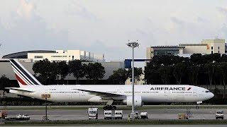 نهاية إضراب طياري شركة الطيران الفرنسية