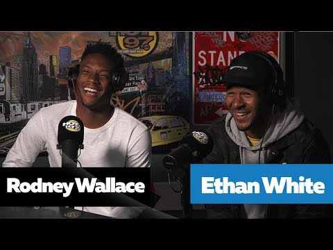 Rodney Wallace & Ethan White Of NYCFC On US Not Making World Cup & Their Big Game!