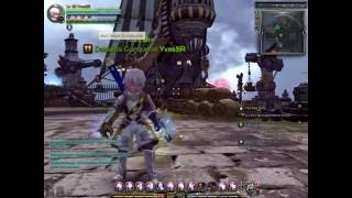 Dragon Nest- Barbarian awakening skill 2