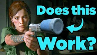 Do The Last of Us Part 2 Bottle Silencers Actually Work? | The Science of...The Last of Us