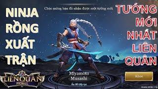 lin qun mobile siu cấp ninja rồng miyamoto tướng mới nhất mua v test lun cho nng