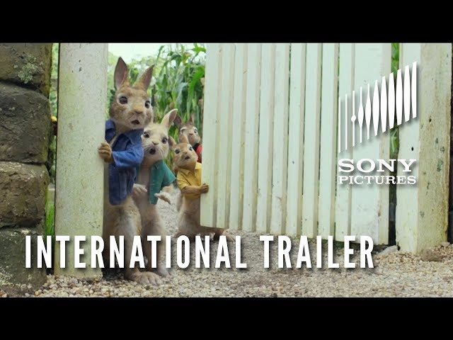 PETER RABBIT - Official UK Trailer