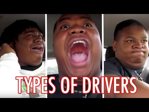 the different types of drivers