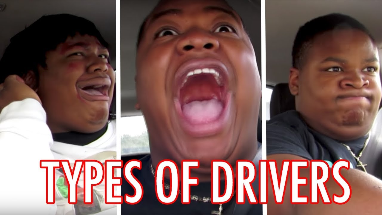 the different types of drivers I think we all know there are a lot of different types of drivers on the road  however, social psychologists from the london school of economics.