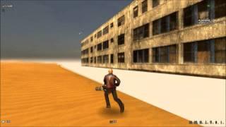 Serious Sam 3 : BFE - Secret Prison in CHAPTER 11 - Glitch Sandwhale