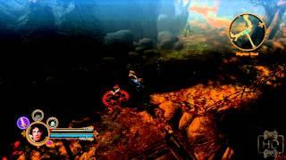 Dungeon Siege III Xbox Live Demo Playthrough Video Part 2 XBOX 360 1080P FULL HD