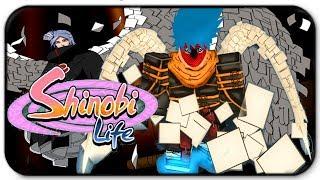 Roblox Shinobi Life - Konans Paper Kekkei Genkai Gameplay And Showcase