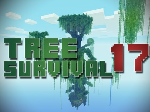 Minecraft Map Playthroughs - Ultimate Tree Survival [Ep17] - Farming tycoon!