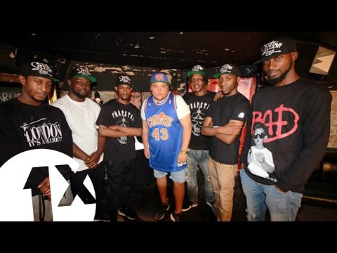 Charlie Sloth's Rap Up - 14 Aug - Section Boyz & Nana Rogues