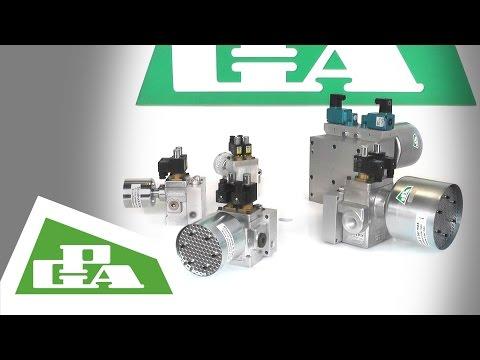 Valvole di sicurezza presse - Safety valves for presses
