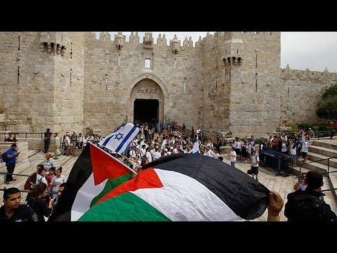 Tensión En La Ciudad Vieja De Jerusalén