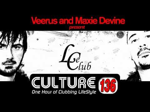 Le Club Culture Radio Show 136 (Veerus & Maxie Devine)