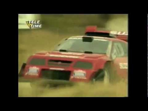 1996 Suzuki Escudo Pikes Peak Pics & Information