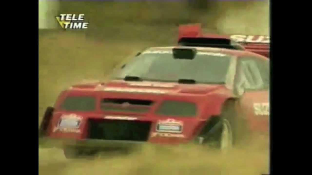 Suzuki Escudo Pikes Peak Hill Climb 1996 Youtube