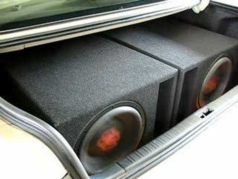 2 Digital Designs 9512f Subwoofers Youtube