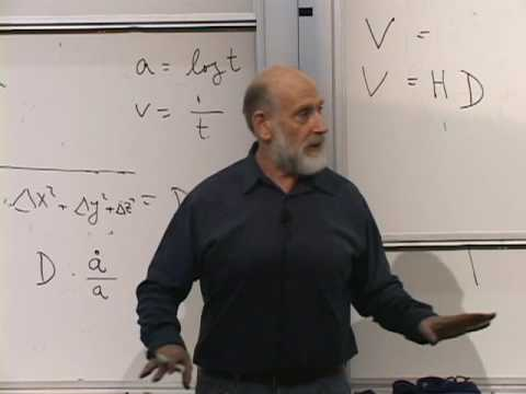 Cosmology | Lecture 1