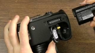 Зеркальный фотоаппарат Nikon D600(Видеообзор полнокадровой зеркальной фотокамеры Nikon D600. Подробный тест-обзор: http://rozetka.com.ua/news-articles-promotions/articles..., 2013-01-29T14:04:03.000Z)