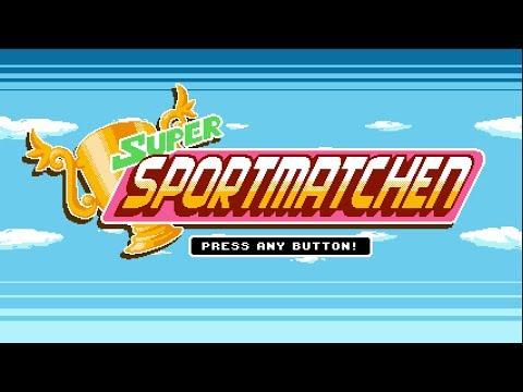 Super Sportmatchen (Switch) First 21 Minutes on Nintendo Switch - First Look - Gameplay