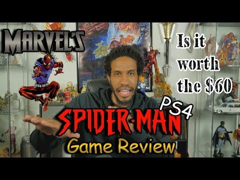 Marvels Spider-Man PS4 Game Review....Is it worth the $60