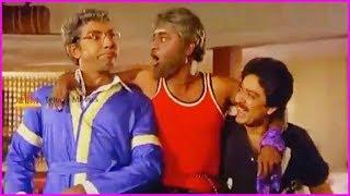 Rajinikanth Teasing Sathyaraj Video Song - Nene Rajinikanth Movie   Mr Bharat Tamil Dubbed Movie