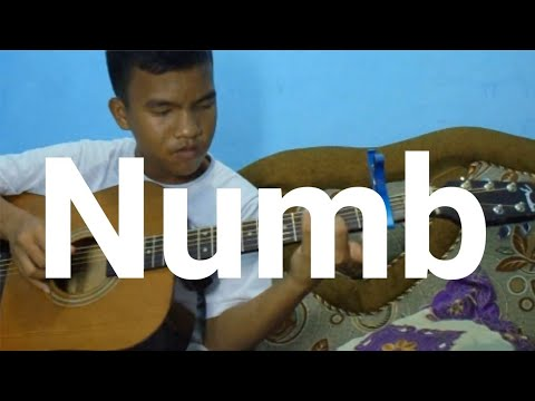 Linkin park - Numb (Fingerstyle guitar Cover)  Rey Ibanez - special dedicated for chester bennington