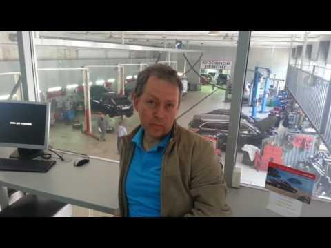 Видео отзыв об Автосервисе Анкар