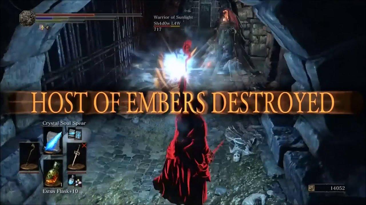 Dark Souls 3 Mage Build