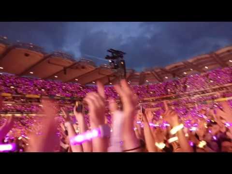 Coldplay Dublin 2017 - Viva La Vida & Adventure Of A Lifetime